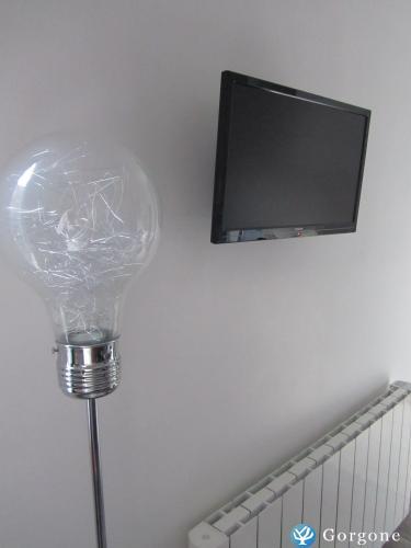 TV dans le salon