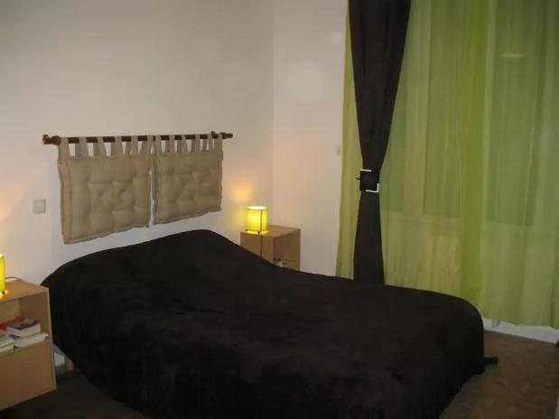 Chambre lit double 1