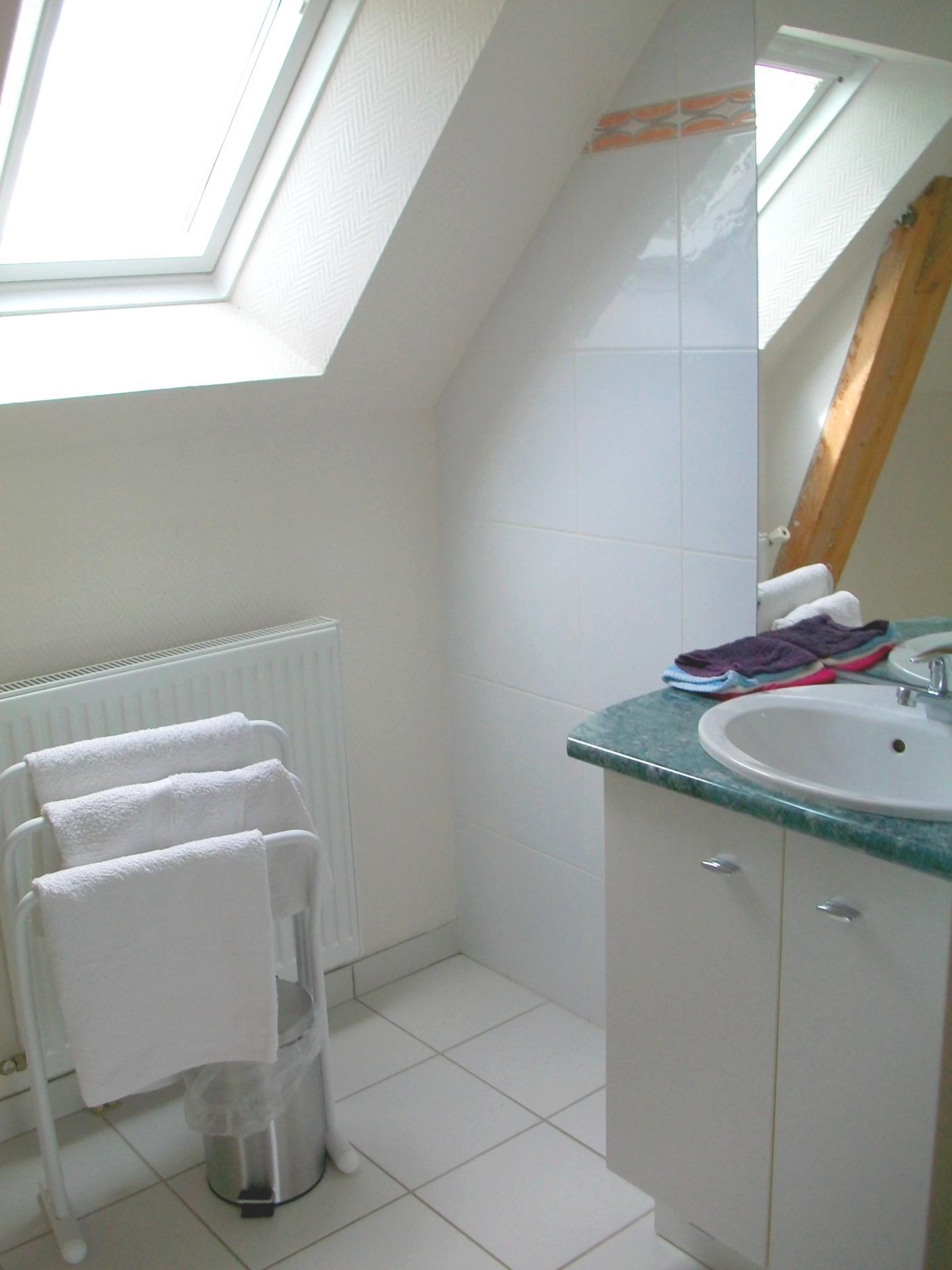 Salle de bain indépendante